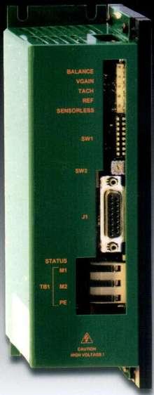 Servo Drives let brushed servos outperform brushless servos.
