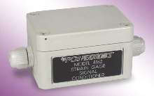 Strain Gage Signal Conditioners are rated NEMA 4X.