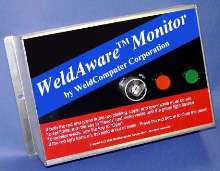 Welding Monitor detects out-of-limits resistance welding.