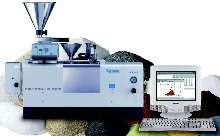 Analyzer measures particle size distribution.