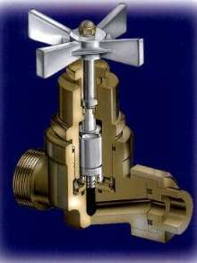 O-Seal Valves offer leakproof control of liquids or gases.