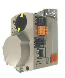 Air Volume Controller responds to supply air temperature.