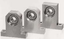 Bearing Housings are offered in several styles/materials.