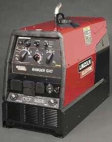 AC/DC Welder offers 250 A output.