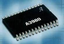 Stepper Motor Driver IC suits automotive applications.