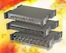 Signal Conditioning Modules suit DAQ applications.