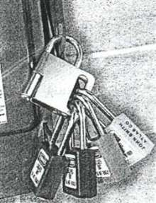 Lockout Hasps work with steel, aluminum, or xenoy padlocks.