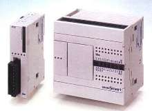 AC Input Module and CPUs eliminate need for power supply.
