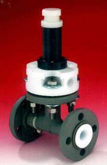 Relief Valve works with lined steel piping.