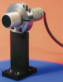 Sensor Mount Assembly enables precise positioning.