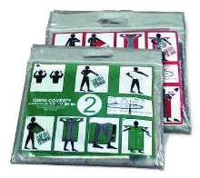 Decontamination Package ensures victim's privacy.