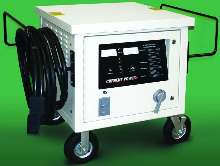 Aircraft Ground Power Units provide power to dc aircraft.