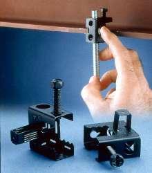 Beam Clamp features finger-close smart nut.