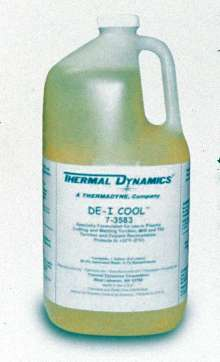 Coolants suit water-cooled cutting and welding torches.
