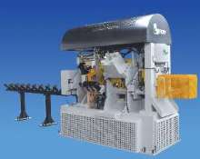 CNC Machine can process flats and channels.