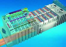 Terminal Modules feature increased packing density.