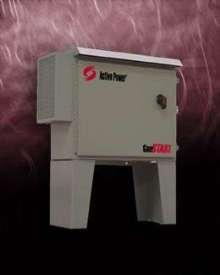 Battery-Free Starter supplies generator start power.