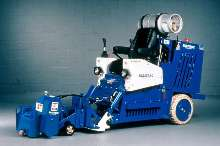 Shot Blasting Systems prepare concrete and steel surfaces.