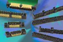 Connector System offers positive pin options.