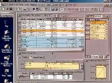 Software analyzes chromatography data.