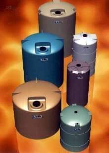 Roto-Mold Tanks offer custom shapes and colors.