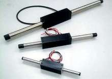 Linear Servomotor has high precision and simple construction.
