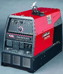 Multi-Process Welder offers gasoline engine.