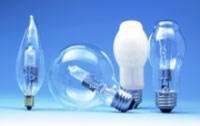 Halogen Lamps offer 3,000 hr rated life.