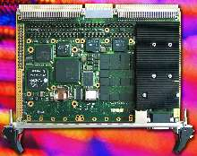 Single Board Computer features dual PMC slots.