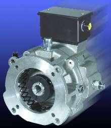 Electric Motor Brakes utilize reduced wear/stress design.
