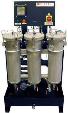 Oil Purification System features BCP technology.