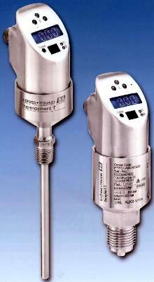 Temperature and Pressure Switches offer identical operation.