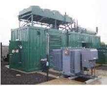 Low-BTU Generator Set runs on landfill-emitted methane.