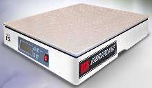 Tabletop Isolator uses active feedback control system.