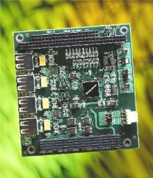 USB Card supports signaling up to 480 Mbps.