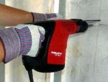Rotary Hammers have smooth-running, ergonomic design.