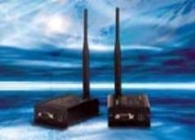 One Watt Modems simplify long-range WLAN connectivity.