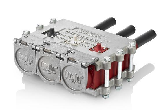 Electrical Connectors feature latching design.