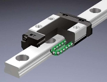 Miniature Guide is available with 7mm rail width.