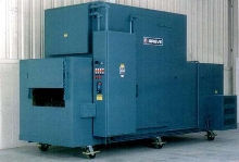 Belt Conveyor Oven uses 160 kW Incoloy-sheathed elements.
