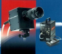 Imaging System offers image-intensified, high-speed video.
