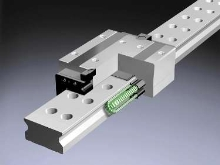 Linear-Motion Guide comes in maintenance-free, wide type.