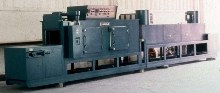 Belt Conveyor Oven has processing temperatures to 650° F.