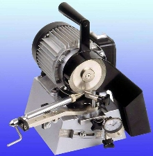 Tungsten Electrode Grinder has consistent grind profile.