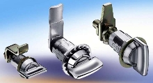 Compression Latches come in stainless steel or zinc.