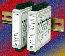 Isolators protect process equipment and power input devices.