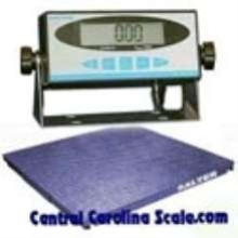 Floor Scale offers 5,000 and 10,000 lb capacities.