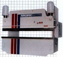 Hydraulic Press Brakes include CNC control options.