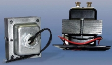 Lighting Control Transformers feature overload protection.