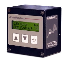 Digital Color Line Guide uses optoelectronic technologies.